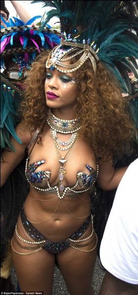 Quel est le snap de Rihanna ?